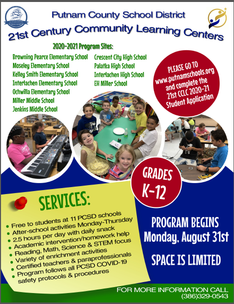 21st Century After School Program