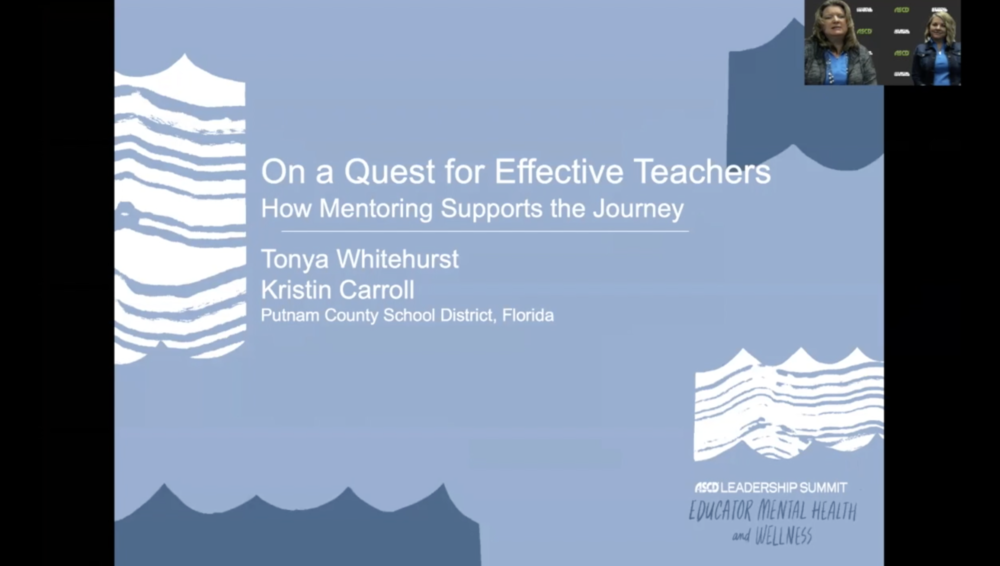 On a Quest for Effective Teachers