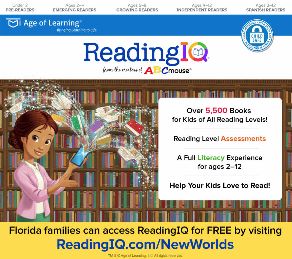 Free Books for Every Florida Family