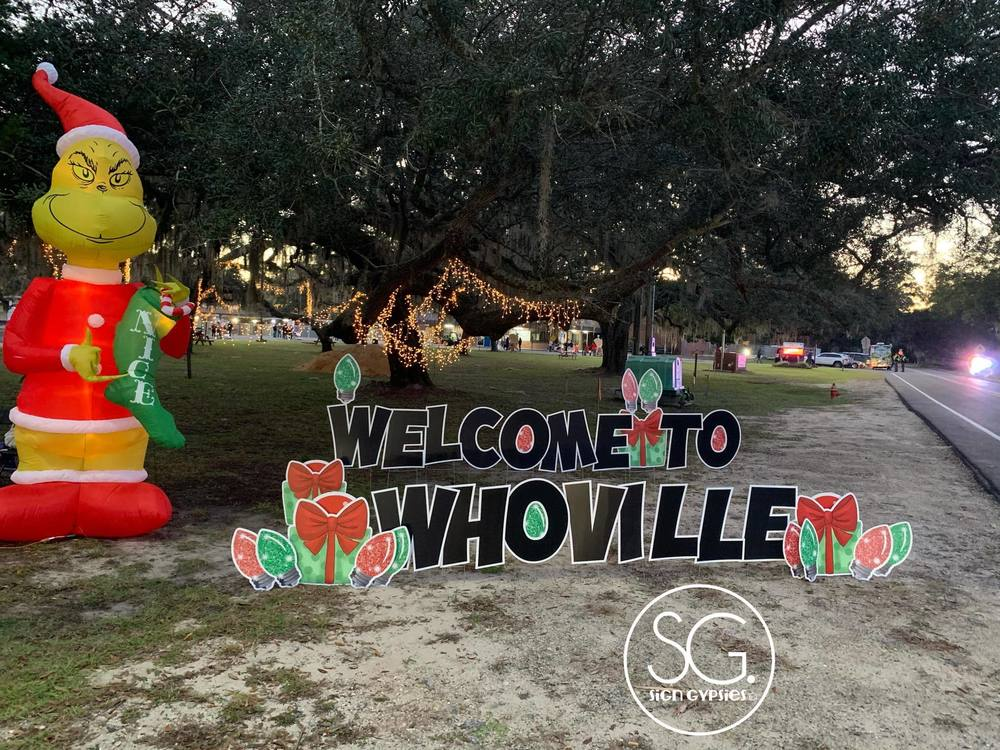 Kelley Smith Elementary School Hosts Whoville and Gives Back to Community