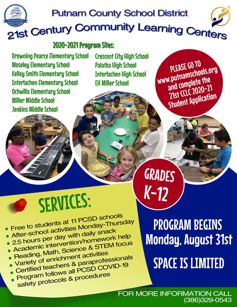 21st Century Program Flyer