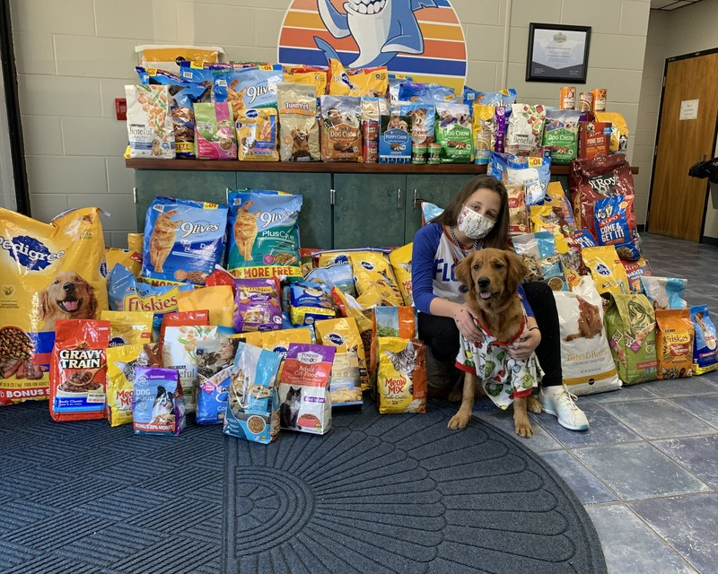 KSES Pet Food Donation